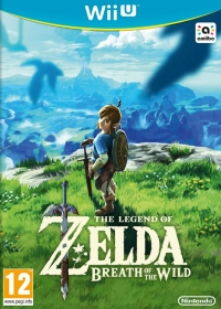 Legend of Zelda, The: Breath of the Wild Box Art