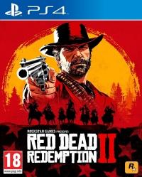 Red Dead Redemption II Box Art