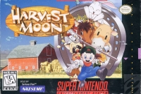 Harvest Moon Box Art