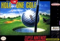 HAL's Hole in One Golf Box Art