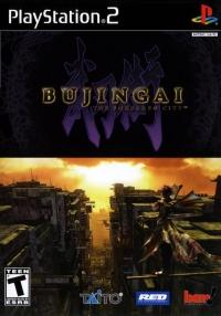 Bujingai: The Forsaken City Box Art