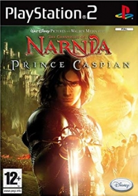 Chronicles of Narnia, The: Prince Caspian Box Art