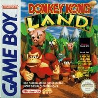 Donkey Kong Land [EN][FR][NL] Box Art