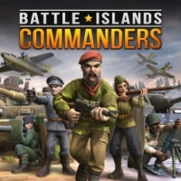 Battle Islands: Commanders Box Art