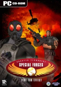 CT Special Forces: Fire for Effect Box Art
