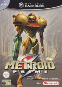 Metroid Prime [NL] Box Art