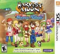 Harvest Moon: Skytree Village Box Art