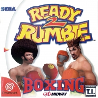 Ready 2 Rumble Boxing (Recomendado T.I.) Box Art
