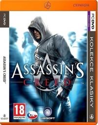 Assassin's Creed - Kolekce Klasiky [CZ][PL][SK] Box Art