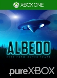 Albedo: Eyes From Outer Space Box Art
