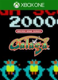 Arcade Game Series: Galaga Box Art