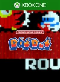 Arcade Game Series: Dig Dug Box Art