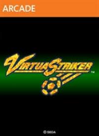 Virtua Striker Box Art
