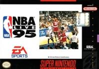 NBA Live 95 Box Art