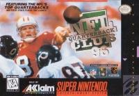 NFL Quarterback Club 96 Box Art