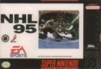 NHL 95 Box Art