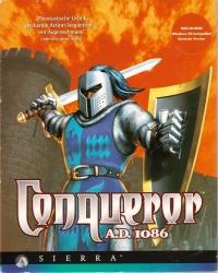 Conqueror: A.D. 1086 Box Art