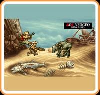 ACA NeoGeo: Metal Slug 3 Box Art