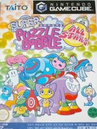 Super Puzzle Bobble All Stars Box Art