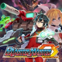 Blaster Master Zero Box Art