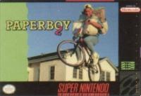 Paperboy 2 Box Art
