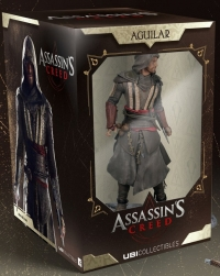 Assassin's Creed Movie: Aguilar Box Art