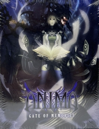 Anima: Gate of Memories - Beyond Fantasy Edition Box Art