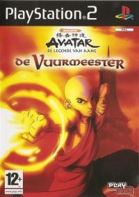 Avatar: De legende van Aang: De Vuurmeester Box Art