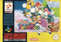 Pop'n Twinbee [UK] Box Art