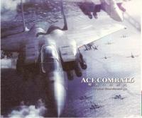 Ace Combat 6: Kaihou e no Senka - Original Soundtrack Box Art