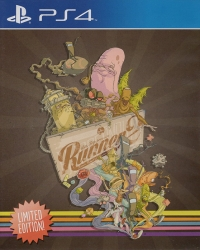 BIT.TRIP Presents... Runner 2: Future Legend of Rhythm Alien Box Art