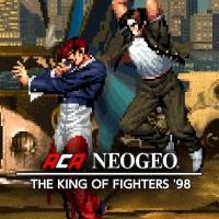 ACA NeoGeo: The King of Fighters '98 Box Art