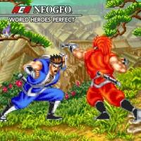 ACA Neo Geo: World Heroes Perfect Box Art