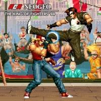 ACA NeoGeo: The King of Fighters '94 Box Art