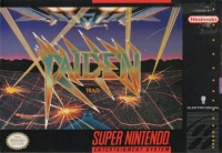 Raiden Trad Box Art
