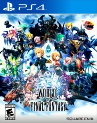 World Of Final Fantasy Box Art