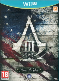 Assassin's Creed III - Join or Die Edition [NL] Box Art