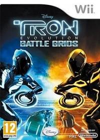 Disney TRON Evolution Battle Grids Box Art