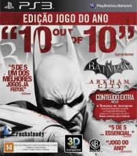 Batman: Arkham City - Edição Jogo do Ano Box Art