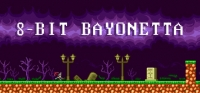 8-Bit Bayonetta Box Art