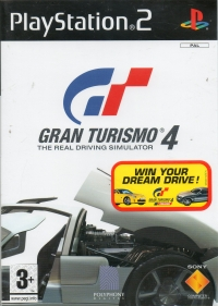 Gran Turismo 4 [NL][BE] Box Art