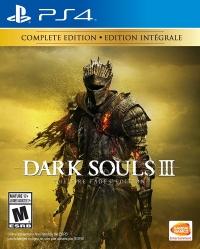 Dark Souls III: The Fire Fades Edition Box Art