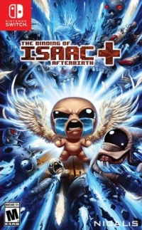 Binding of Isaac, The: Afterbirth+ Box Art