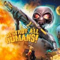 Destroy All Humans! Box Art