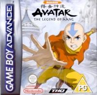 Avatar: The Legend of Aang Box Art