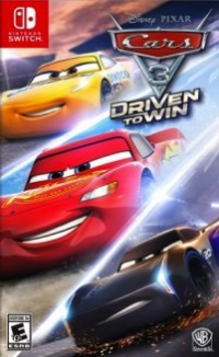 Disney/Pixar Cars 3: Driven to Win Box Art