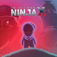 10 Second Ninja X Box Art