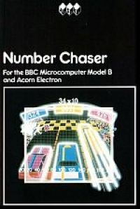 Number Chaser Box Art