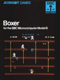 Boxer Box Art