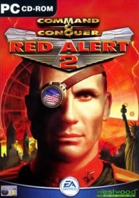 Command & Conquer: Red Alert 2 Box Art